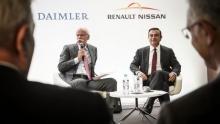 Автомобильные новости: сотрудничество Daimler и Renault-Nissan, заключенное в 2010 году, приносит свои результаты