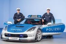 Автомобильные новости Воронежа, корвет, chevrolet corvette, полиция