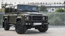 Land Rover Defender 2.2 TDCI XS 110 Wide Track.