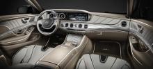 Ателье ARES Performance представило удлиненную версию Mercedes S-class