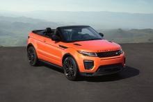 Автомобильные новости Воронежа, кроссовер, кабриолет, эвок, Range Rover Evoque, Land Rover