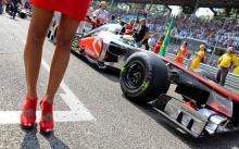 Новые положения в спортивном регламенте  «Формулы 1»,