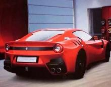 Автомобильные новости, ferrari,  Ferrari F12 Berlinetta, GTO