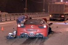 ДТП Ferrari