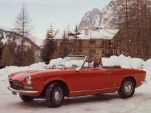 Автомобильные новости, FIAT, Abarth, купить Фиат в Воронеже, Авто-Сити, Fiat 124 Spider