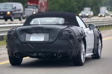 Автомобильные новости Воронежа: шпионские фото нового Fiat 124 Spider