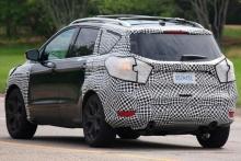 автомобильные новости, форд куга, ford kuga, новый форд куга, ford kuga new