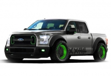 Ford for SEMA