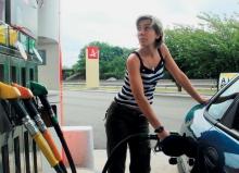автомобильные новости, бензин дорожает, цена на бензин