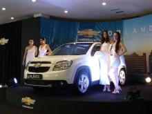 GM Korea, падение авторынка, сокращение ввоза авто