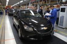 автомобильные новости, завод General Motors, забастовка на заводе