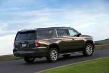 автомобильные новости, GMC, GMC Yukon, Дженерал Моторс