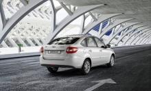 автомобильные новости, Lada Granta Liftback, гранта на роботе, воронеж автосити