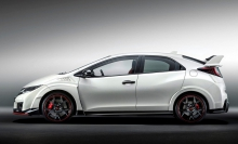 Новый Honda Civic Type R