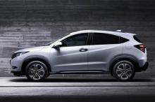 Honda HR-V, кроссовер Хонда, honda suv