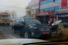 автомобильные новости, Hyundai Creta, шпионские фото Hyundai, тест-драйв Hyundai