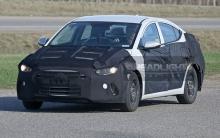 автомобильные новости, Hyundai Elantra, новый Хенде Элантра, Хундай Элантра