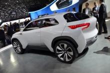 автомобильные новости, кроссоверы хенде, корейские кроссоверы, Концепт Hyundai Intrado,