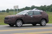 Автомобильные новости Воронежа, Jeep Cherokee, новое поколение Jeep Cherokee, рестайлинг Jeep Cherokee