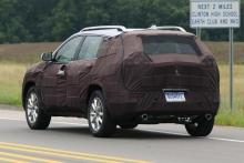 Автомобильные новости Воронежа, Jeep Cherokee, новое поколение Jeep Cherokee