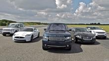 Автомобильные новости, JLR, LAnd Rover, Range Rover, Jaguar