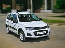 Lada Kalina Cross может стать автомобилем года в России