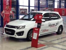 Lada Kalina NFR, Kalina Sport, воронеж-авто-сити