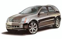 Cadillac создает компактный кроссовер