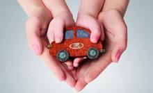 """LADA объявляет благотворительную акцию """"Поддержи мир детства"""""""