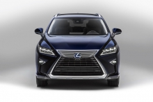 автомобильные новости, новый лексус, lexus rx 2016, новый Lexus rx