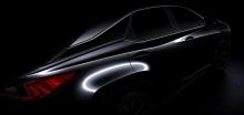 автомобильные новости, новый Lexus RX, Toyota Camry