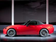 новая Mazda MX-5