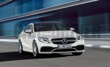 автомобильные новости, Mercedes-AMG C 63 Coupe