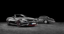 Mercedes-Benz SL 417 Mille Miglia