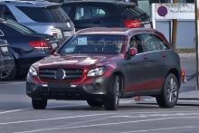 Mercedes GLC, тест-драйв