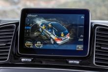 автомобильные новости, Mercedes GLE