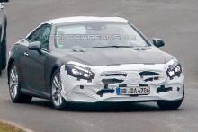 обновленный Mercedes-Benz SL