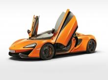 автомобильные новости, McLaren, спорткар