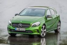 Автомобильные новости Воронежа, Мерседес, A-Class, A-Klasse, Mercedes-Benz, AMG
