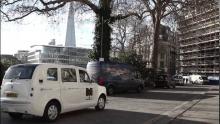 В Лондоне появились первые электротакси