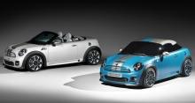 MINI Coupe и MINI Roadster больше не будут производиться.