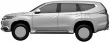 Автомобильные новости Воронежа, новый Митсубиси Паджеро Спорт, Mitsubishi Pajero Sport New 2016