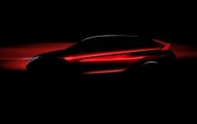 Mitsubishi представят концепт гибридного кроссовера