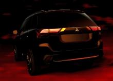 автомобильные новости, новый Mitsubishi Outlander