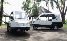 Филиппинцы сконструировали моторикшу-амфибию