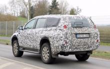 Автомобильные новости, новый Mitsubishi Pajero Sport, тест-драйв, Паджеро, новый Паджеро