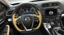 автомобильные новости, новый nissan maxima, спорт-седан