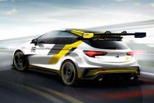 Автомобильные новости Воронежа, Opel Astra, гоночный опель, Touringcar Racer International Series (TCR)