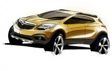 New SUV Opel