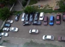 Автомобильные новости Воронежа, парковки во дворах, парковки